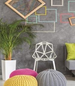 enduit de décoration effet béton de Little Shop of Colors