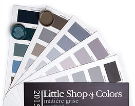 fabricant de peinture - Little Shop of Colors