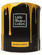 Peinture de qualité - Kyoto Satiné - Little Shop of Colors