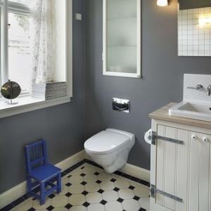 peinture de qualité pour salle de bain - Little Shop of Colors