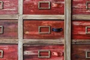 peinture décorative pour bois - Little Shop of Colors
