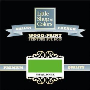 Peinture décorative pour le bois - Little Shop of Colors