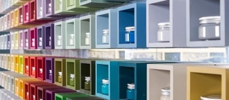 fabricant de peintures haut de gamme - Little Shop of Colors